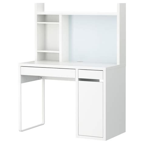 bureau bébé ikea micke poste de travail blanc coin bureau ikea et maniere