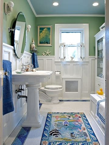 Coastal Bathrooms Ideas Colors 15 Beach Bathroom Ideas Completely Coastal