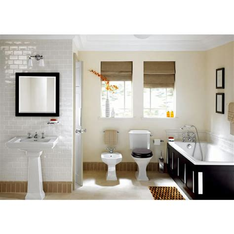 Small Bathroom Basins Uk by Imperial Astoria Deco Small Basin 520mm Uk Bathrooms