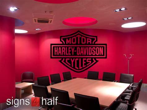 harley davidson wall decal beautiful harley davidson wall decor 4 harley davidson