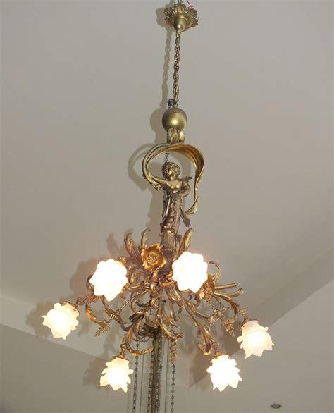 bronze chandelier bronze cupids chandelier dsp collection