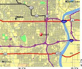 Omaha Zip Code Map by 68105 Zip Code Omaha Nebraska Profile Homes