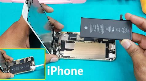 iphone 6 6s battery replacement how to replace iphone battery how to change iphone 6 6s