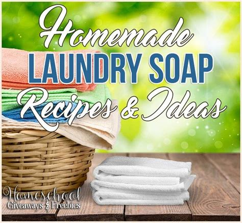 7 Of My Favorite Laundry Soaps by 7 Recipes For Laundry Soap