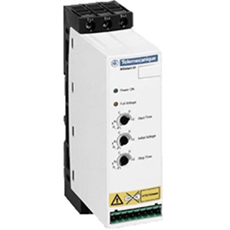 Schneider Ats01n212qn устройства плавного пуска упп altistart 01 ats01