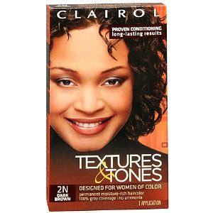 2n hair color clairol textures tones hair color brown 2n