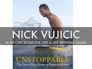 nick vujicic biography ppt nick vujicic by calebn03