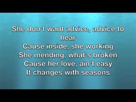 lyrics seasons change sweet thing change of seasons lyrics