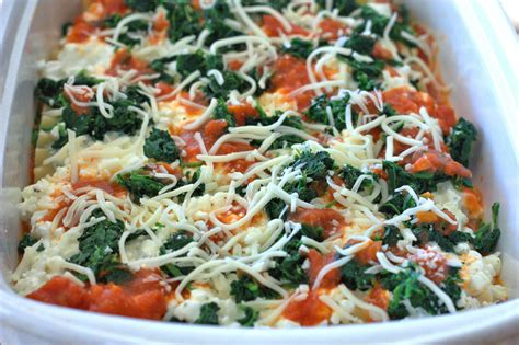 spinach lasagna recipe cottage cheese