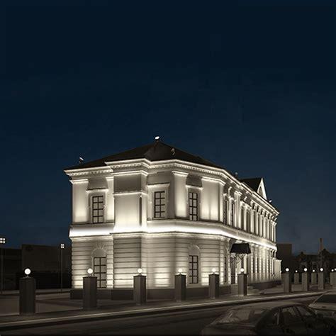 illuminazione led per esterno eleni lighting velette cornici per illuminazione