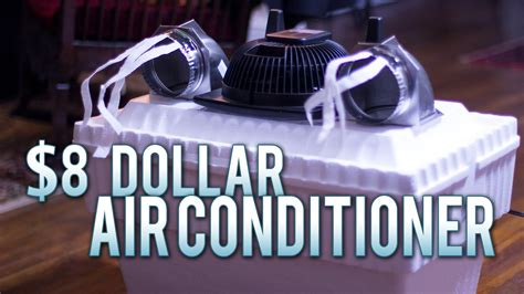homemade air conditioner works flawlessly youtube
