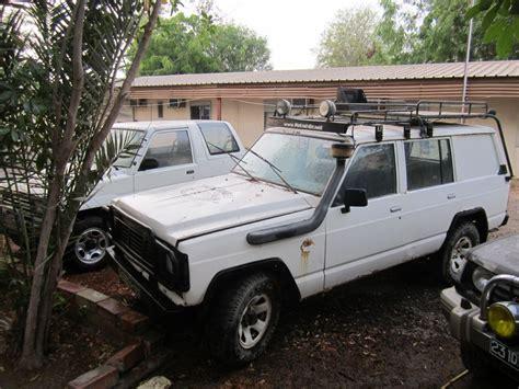 nissan patrol et daihatsu feroza 224 djibouti