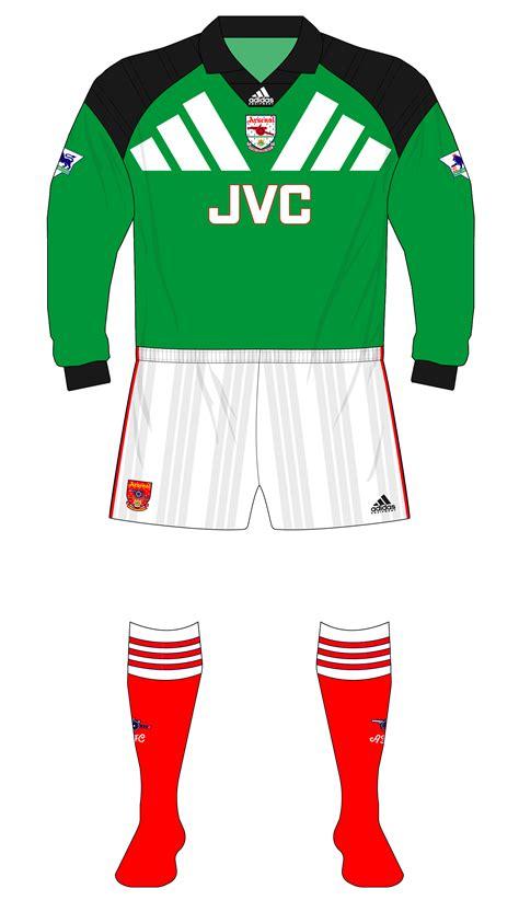 arsenal  goalkeeper jersey
