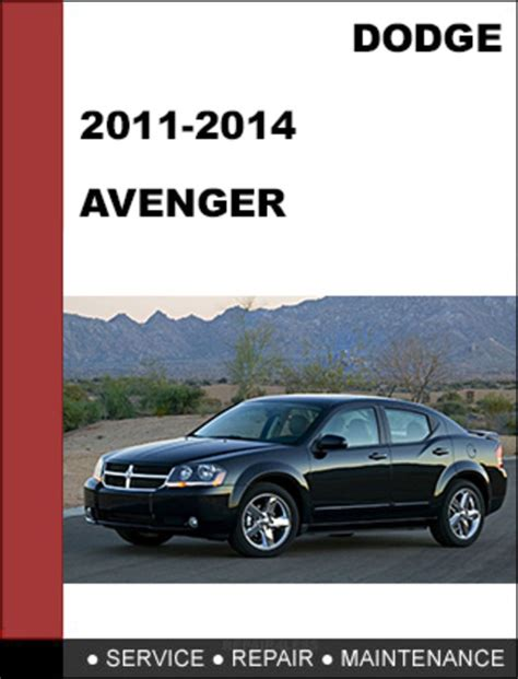 vehicle repair manual 2009 dodge avenger user handbook service manual 2011 dodge avenger owners repair manual 2011 dodge avenger side passenger photo 2
