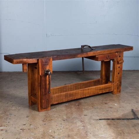 french woodworking bench antique french workbench woodworking ideas pinterest
