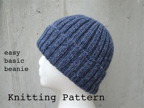 simple pattern for knitted beanie beanie knitting pattern easy knitting pattern charley