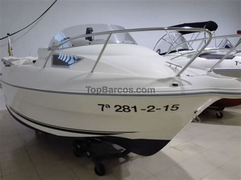 quicksilver 470 cabin quicksilver 470 cabin on girona used boats top boats