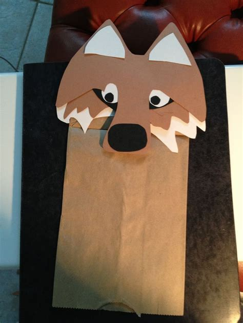 Paper Puppet For - 1000 images about paper bag puppets on