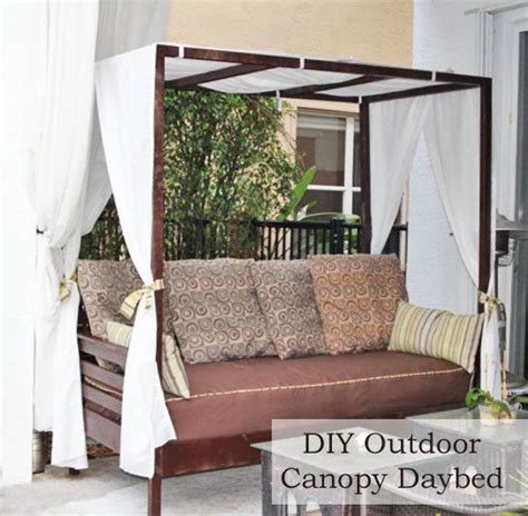 make your own daybed best 25 outdoor daybed ideas on pinterest porch bed