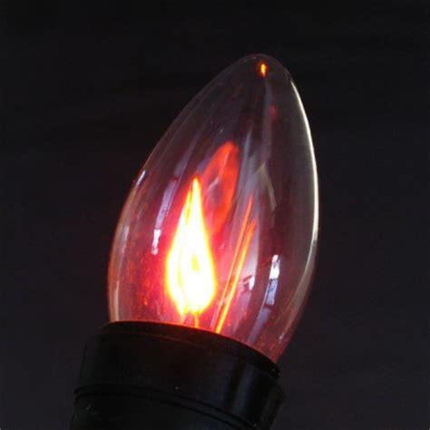 flicker string lights 10 flicker bulb stringlights