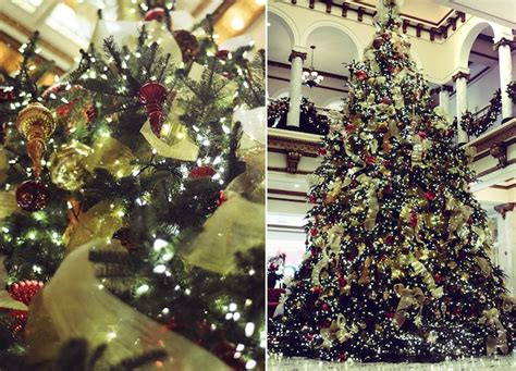 top 10 pictures of christmas trees for christmas day capital hotel christmas tree named top 10 dazzler little