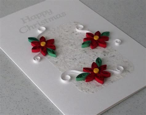 Handmade Paper Card - quilled card handmade paper quilling