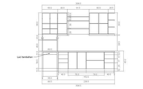 Multiplek 18mm interior furniture kitchen set wardrobe kayu putih