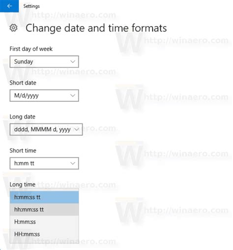 php format date according to timezone change date and time formats in windows 10