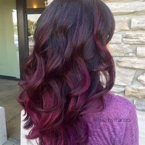 how does purple shoo work on recent highlights 50 purple ombre hair ideas worth checking out hair