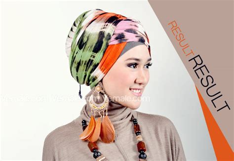 tutorial berhijab turban tutorial gaya turban etnik tutorial hijab