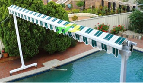 pool awning sf r 5000 swimming pool cover aluminium buy automatic