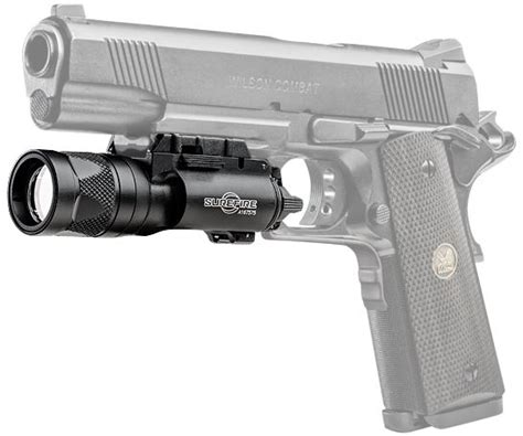 Poluper Flashlight Sf X300v Mahabrata surefire x300v ir led weapon light