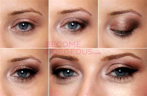 eyeshadow tutorial for blue eyes brown eye makeup tutorial for blue eyes mugeek vidalondon
