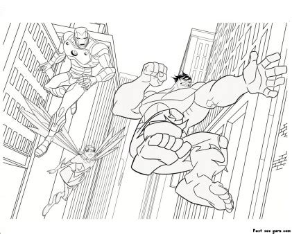 avengers wolverine coloring pages printable the avengers iron man hulk coloring pages