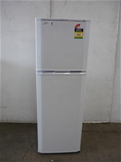 Freezer Lg Expresscool lg express cool fridge freezer model gn 253cw 253l in white auction 0008 7001252
