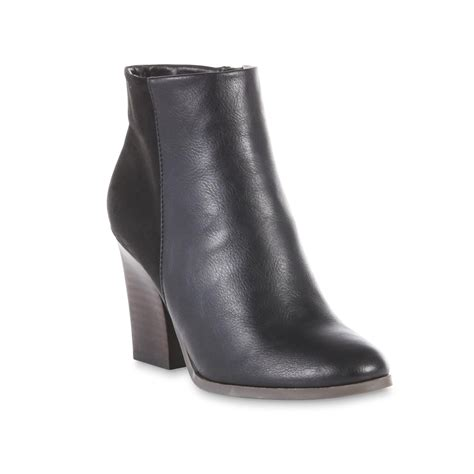 sears womens ankle boots covington s rosalie ankle boot