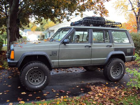 modified jeep cherokee custom z34 1988 jeep cherokee specs photos modification
