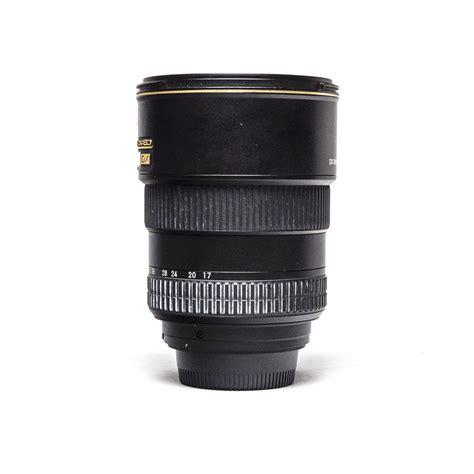 Nikon Af S 17 55mm F2 8g If Ed used nikon af s dx zoom nikkor 17 55mm f 2 8g if ed lens