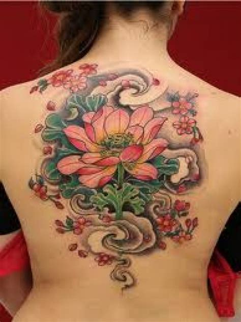 tattoo flower color meanings lotus tattoo and lotus tattoo meanings lotus flower