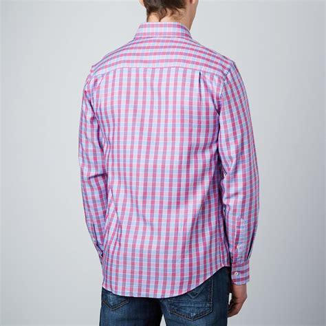 light pink button up shirt cutaway collar button up shirt pink light blue