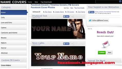 membuat nama facebook yang keren koleksi ribuan kronologi facebook terbaru dan keren 2014