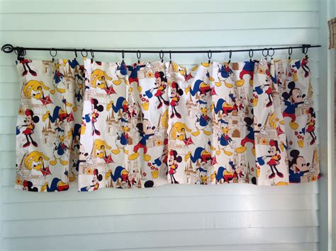 mickey mouse room curtains 10 creative curtain displays room bath