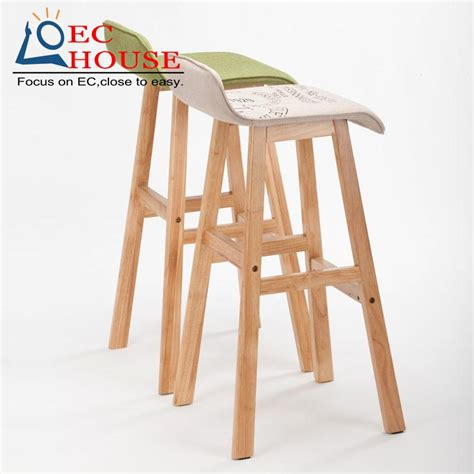 inexpensive wooden stools get cheap bar stools wooden aliexpress
