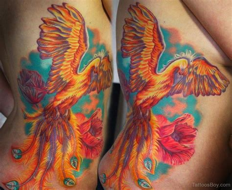 watercolor tattoo ribs designs pictures a category wise