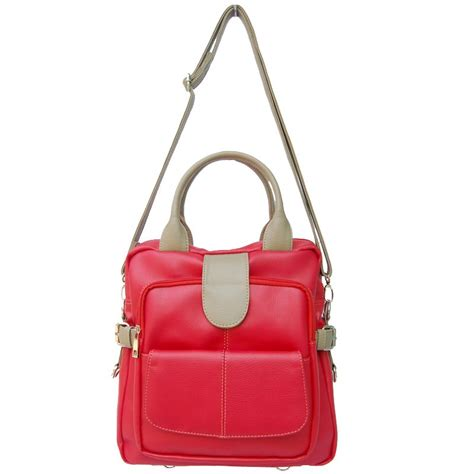 Clutch Selempang Sling Bag G U C C I Cherry Mirror Quality tas wanita 3 fungsi sling bag backpack shoulder bag