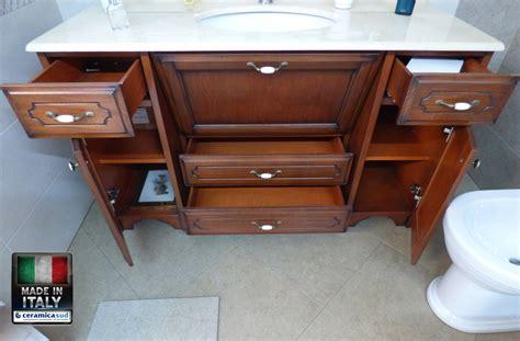 mobile bagno classico offerta mobile bagno classico ciliegio bassano stile retr 242