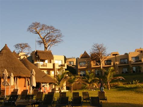 brufut gambia beach village information