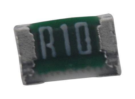 smd current sense resistor  ohm rl series