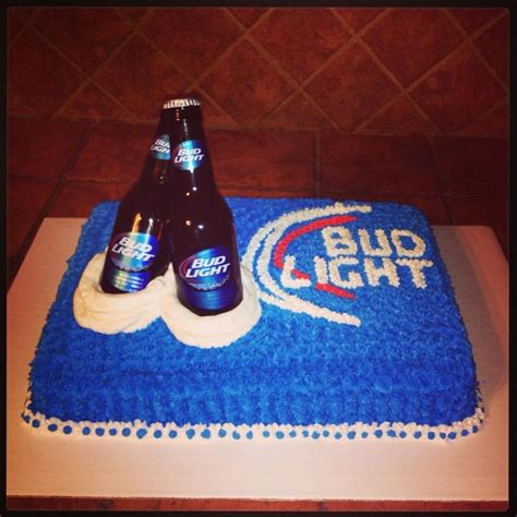 budweiser beer cake bud light cake my little family pinterest bud light