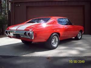 Chevrolet Chevelle 72 Chevy Chevelle 1972 Prescott Rods